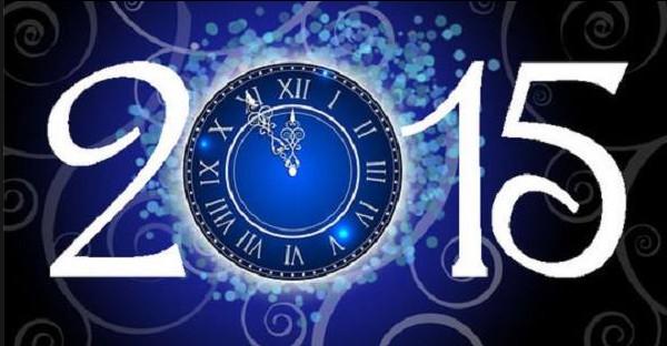 С новым 2015 годом