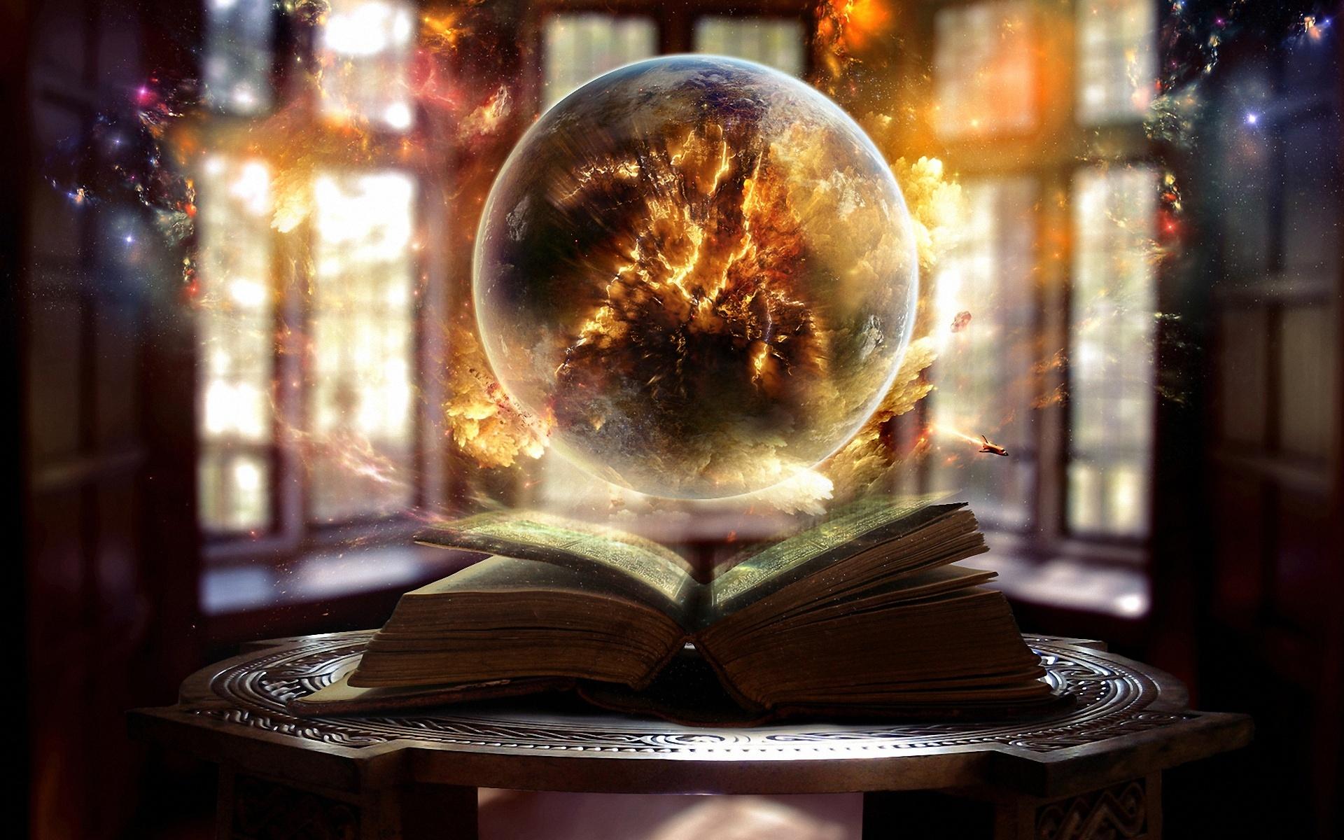 Магия проникает в жизнь