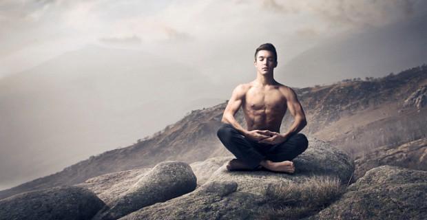 практика сидячей медитации